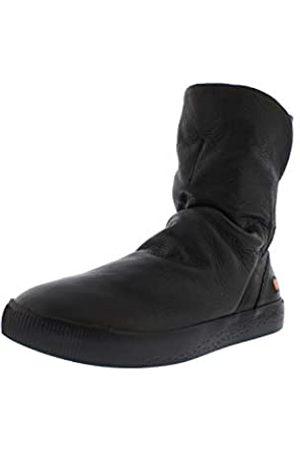 softinos Mujer Botines - Shaz614sof, Botín Mujer, Black