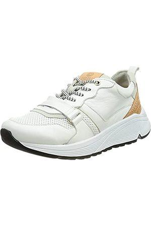 Fred de la Bretoniere Mujer Zapatillas deportivas - FRS0757, Zapatillas Mujer, White