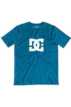 DC Star SS - Camiseta con Manga Corta para Hombre, Color Black