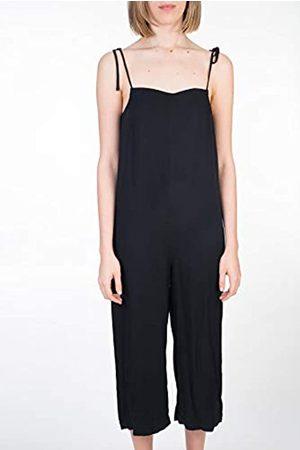Hurley Mujer Monos y Petos - W Sunday Jumpsuit Vestido, Mujer, Black