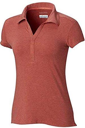 Columbia Mujer Polos - Shadow Time Poloshirt Polo para Mujer Extra-Large
