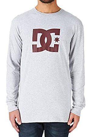DC Hombre Camisetas - Star LS - Camiseta para Hombre
