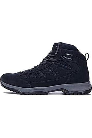 Berghaus Hombre Trekking - Expeditor Trek 2.0 Walking Boots Botas de senderismo Hombre, Azul (Dark Blue/Black)