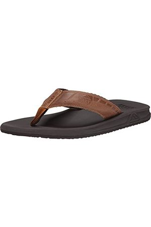 Reef Hombre Sandalias - Phantom Le, Sandalias Flip-Flop Hombre, Brown/Tan