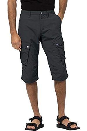 Jack Wolfskin Desert Valley 3/4 Pants M Pantalones, Hombre
