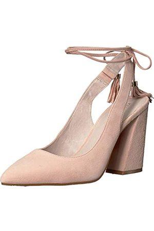 Kenneth Cole Mujer Tacón - Gianna, Zapatos de Talón Abierto Mujer, (Rose 682)