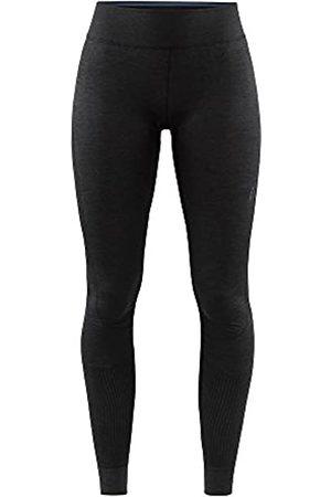 Craft Mujer Pantalones y Leggings - Mujer fuseknit Comfort Pants W L Base Layer, Black