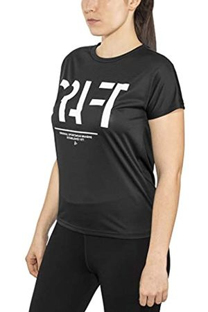 Craft EAZE SS Logo Mesh T W Camiseta, Mujer