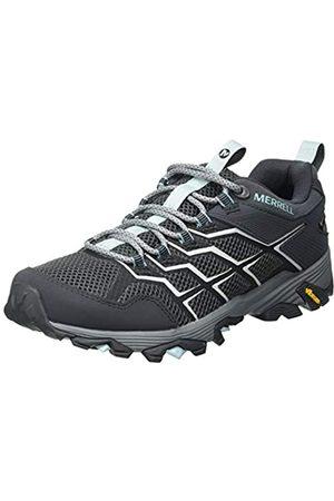 Merrell MOAB FST 2 GTX, Zapatillas para Caminar Mujer, (Storm)