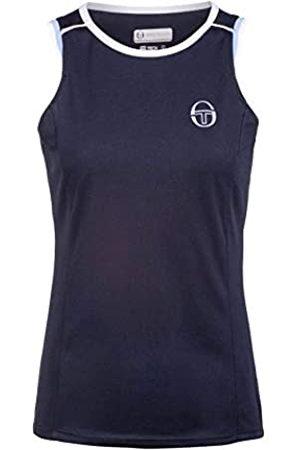 Sergio Tacchini Mujer Camisetas y Tops - Pliage Tank Top Camiseta de Tirantes para Mujer