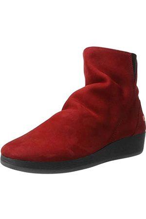 softinos P900411, Botas Cortas Mujer, (Red)