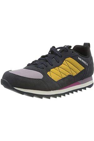 Merrell Mujer Zapatillas deportivas - Alpine Sneaker, Zapatillas Mujer, (Marino Retro)