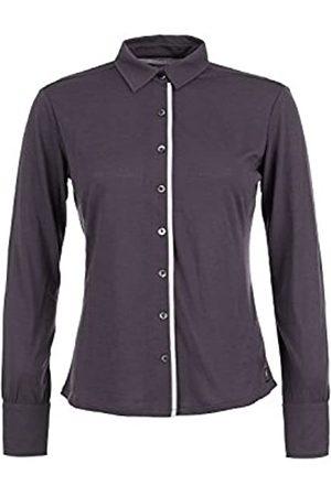 Supernatural Super. Natural W Comfort Button Camiseta Merino Blusa, Mujer, SNW007610891