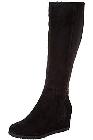 Geox D ANYLLA WEDGE I BLACK Women's Boots Classic size 39(EU)