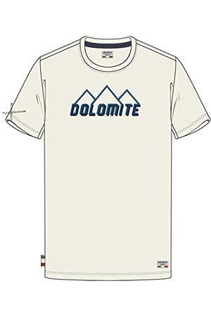 Dolomite Camiseta Modelo Camiseta MS Logo Marca