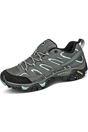 Merrell Mujer Zapatillas deportivas - MOAB 2 GTX, Zapatillas de Senderismo Mujer, (Sedona Sage)