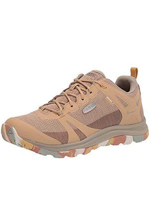 Keen Terradora II WP-W, Zapato de Senderismo Mujer, Brick Dust/Tan