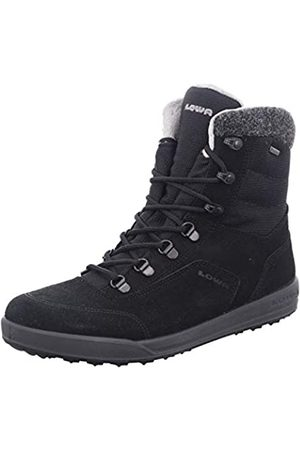 Lowa Kazan II GTX Mid WS, Zapatos de High Rise Senderismo Mujer, (Nero 0999)
