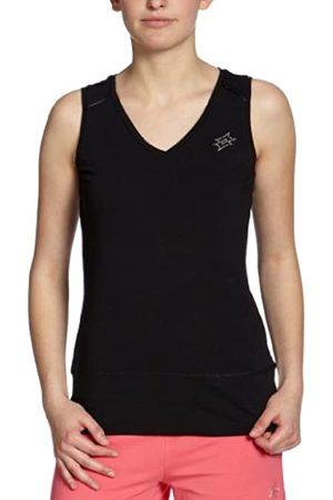Lotto Mujer Tops - Sport - Camiseta de Deporte para Mujer, tamaño M