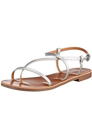 ONLY Hombre Sandalias - ONLMELLY-7 PU Foil String Sandal, Sandalia Hombre