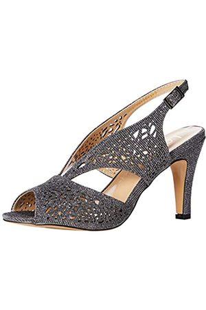 Lotus Amelia, Zapatos de tacón con Punta Abierta