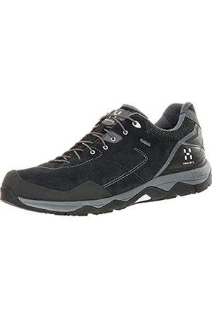 Haglöfs Hombre Trekking - Roc Claw GT, Zapatillas de Senderismo Hombre, (True Black/Rock 3wq)