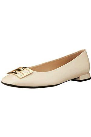 Högl Mujer Bailarinas - Högl Petty, Zapatos Tipo Ballet Mujer, (Creme 1200)