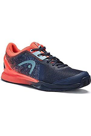 Head Mujer Zapatillas deportivas - Sprint Pro 3.0 Clay Women DBCO, Zapato de Tenis Mujer, Blau/Koralle