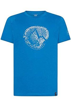 La Sportiva Hombre Manga corta - Camiseta Modelo Cross Section T-Shirt M Marca
