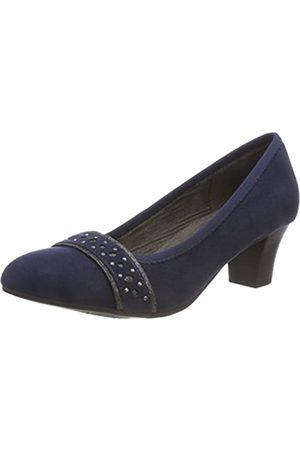 Soft Line 22474-21, Zapatos de Tacón Mujer, (Navy 805)