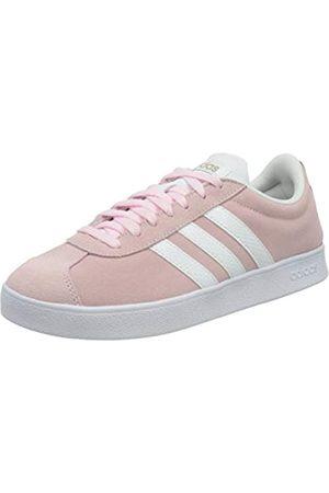 adidas VL Court 2.0, Zapatillas de Deporte Mujer, ROSCLA/FTWBLA/Gricin