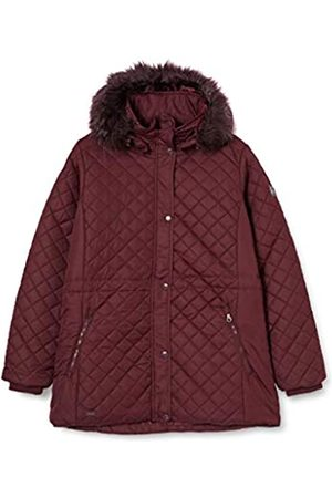 Regatta Zella Insulated Quilted Lined Jacket with Detachable Hood, Womens
