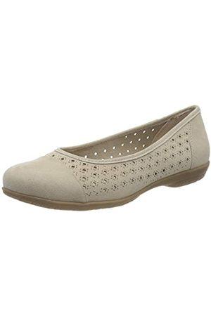 Jana 8-8-22169-26 400, Zapatos Tipo Ballet Mujer