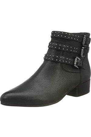 Geox D PEYTHON LOW C D BLACK Women's Boots Cowboy size 39(EU)