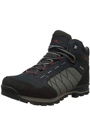 CMP Hombre Trekking - Thiamat Mid Trekking Shoe WP, Zapato para Caminar Hombre