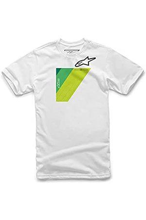 Alpinestars Hombre Polos - Wedge, Camiseta De Manga Corta, L