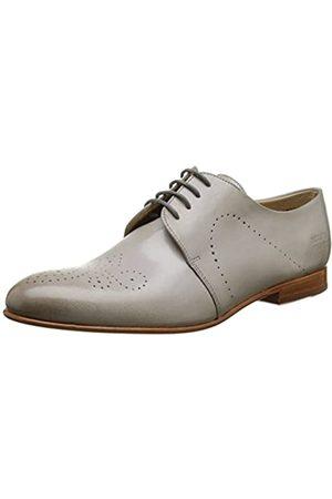 Melvin & Hamilton Sally 1, Zapatos de Cordones Derby Mujer, (Morning Grey na)