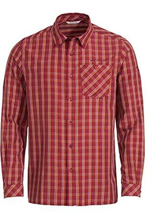 Vaude Camisa para Hombre Albsteig LS Shirt II, Hombre, Blusa de Camisa, 41809