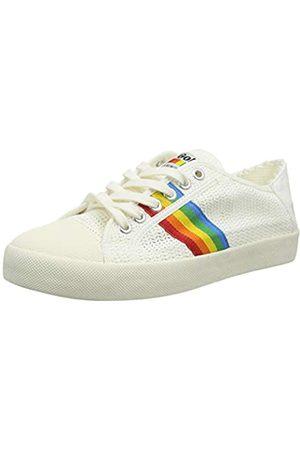 Gola Coaster Rainbow Weave, Zapatillas Mujer