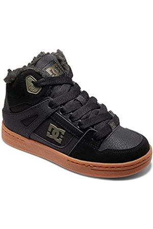 DC Pure WNT-High-Tops for Kids, Zapatos para Senderismo