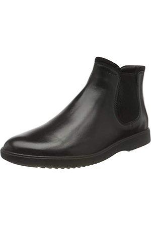 Geox Hombre Botines - U DANIELE A BLACK Men's Boots Chelsea size 42(EU)
