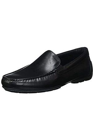 Geox Hombre Calzado formal - U Moner 2FIT B, Moccasin Hombre