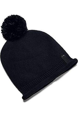Under Armour Mujer Gorros - Sombrero de pompón Essentials para Mujer, Mujer, Gorro/Sombrero, 1345105