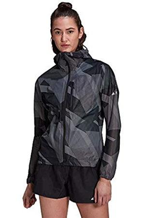 adidas Mujer Abrigos largos - Chaqueta Modelo W AGR Rain J V Marca