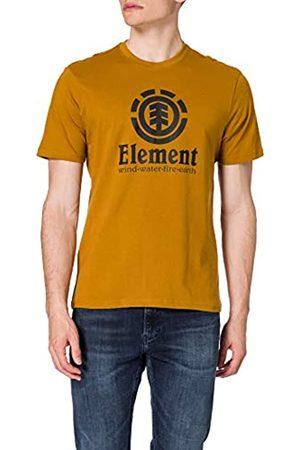 Element Vertical Camiseta de Manga Corta para Hombre