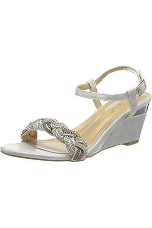 Lotus Josephine, Zapatos de tacón con Punta Abierta Mujer