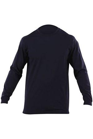 5.11 Tactical Tactical #72318 - Camiseta de Manga Larga Profesional ( Marino), Camiseta táctica Profesional de Manga Larga, Hombre Mujer