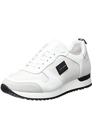 Antony Morato Hombre Calzado casual - Sneaker Run Metal IN Nylon E Pelle, Oxford Plano Hombre