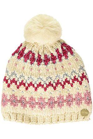 Regatta Accesorios del pelo - Hedy Lux Hat III Chenille Knit with Lrex Thread and Faux Fur Pom Poms Accesorio para la Cabeza