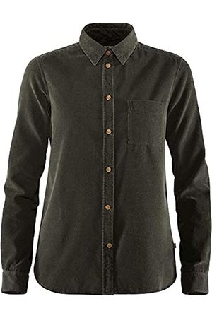 Fjällräven Mujer Blusas - Övik Cord Shirt W Camisa, Mujer